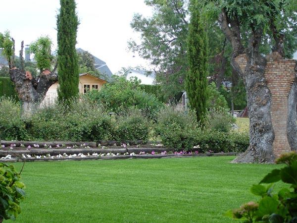 Paisajismo y dise o de jardines grupo sileb for Disenos de paisajismo